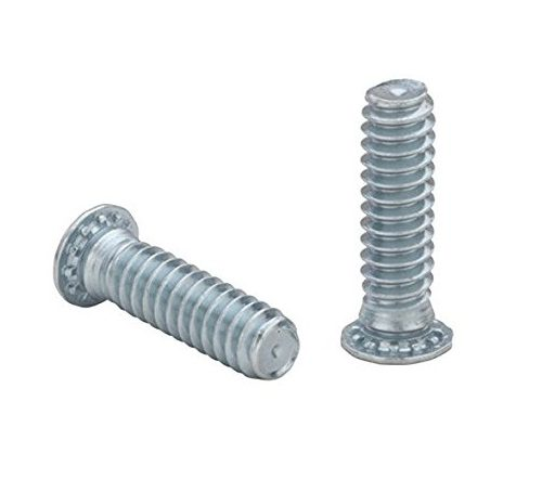 Self-Clinching low displacement flush head studs (STL)
