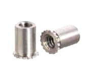 Self-Clinching round spacer (RSTSS RSBSS)