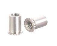 Self-Clinching round spacer (RSTS RSBS)