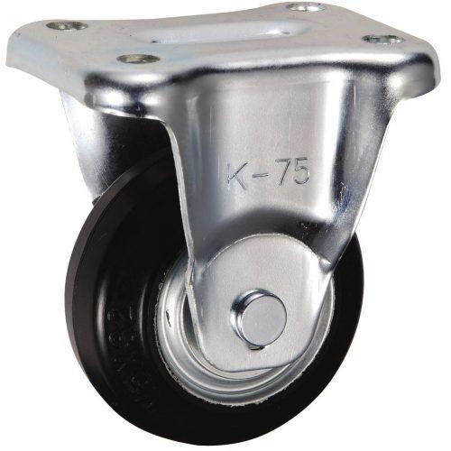 Bánh xe cố định Ø75 (K-75)