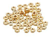 nut mạ vàng (gold)